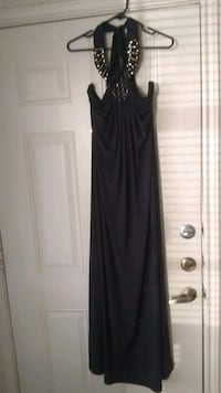 06dff6f85 Used women's black sleeveless dress for sale in Fort Worth - letgo