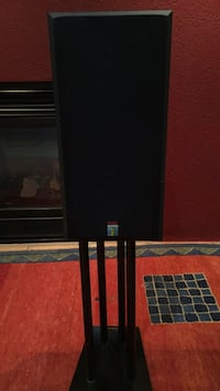 B&W 600 Series speakers pair including stand Pickering, L1V 5N8