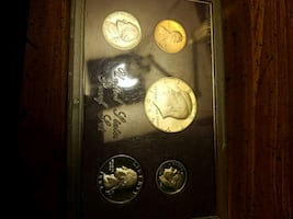 United states mint coins proof set