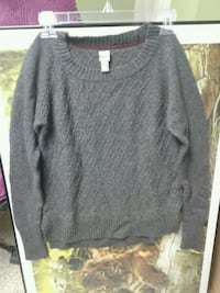 Womens Small JCP Sweater Sterling, 20165