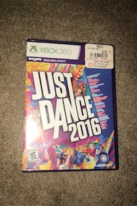 Just Dance 2016 XBOX 360 Silver Spring, 20910