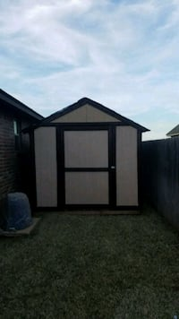 8x8 shed/ storage free delivery