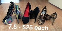 Variety of Ladies Shoes  Winterville, 28590
