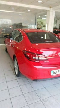 2013 Opel Astra 1.6 16V 115HP BUSINESS ACTIVE SELECT Vakıflar