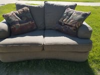 Ashley Brand Oversized Loveseat, Chair, & Ottoman Sioux Falls, 57110