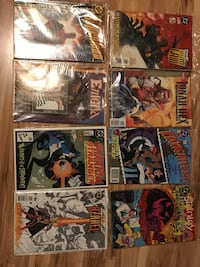 DC Comics First Issue Lot (willing to trade)