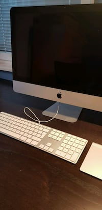 Apple iMac 21,5 mid 2010 6652 km