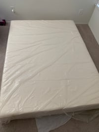 Mattress in pack+ water proof protector  Farmington Hills