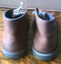 Clark's - Suede Brown Shoes