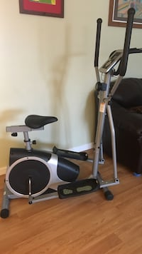 Body Rider Dual Trainer - Elliptical/Bike Gaithersburg, 20882
