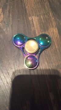 Rainbow Spinner 6238 km
