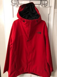 Two in One Northface Jacket Springfield, 22150