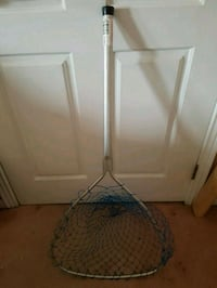 Aluminum fishing net