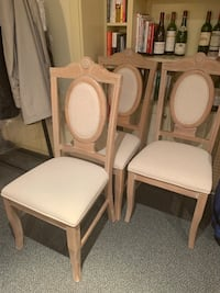 Dining Chairs - Six Toronto, M4T 1V3