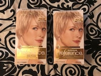 Two unopened brand new! Shade..lightest ash blonde. Both boxes for $3 porch pickup Philadelphia, 19115