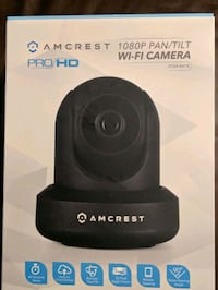AMCREST PRO HD WI-FI CAMERA Hightstown, 08520