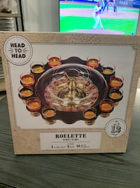 Roulette Party Drinking Game Fairfax, 22033