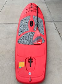 STAND UP PADDLE BOARD and paddle Colorado Springs, 80921