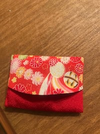 Pouch for tissues