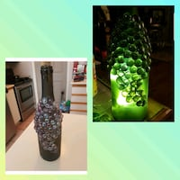 Kitchen light up wine bottle Whitby, L1N 8X2