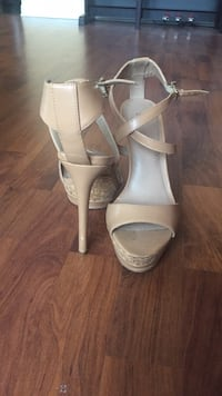 Beautiful Mango shoes size 10/11 Toronto, M2N 3W1