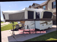 2o13 Forest River Rockwood Floorplan Trailer POWERFUL AVAILABLE ARLINGTON