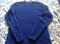 Ralph Lauren Polo Sweater,size Small,like new. Burlington, L7M 1X7