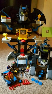Batbot, batcave, and accessories Alexandria, 22312