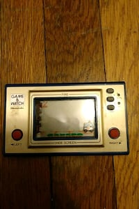Original Game and Watch Portable Gaming Console