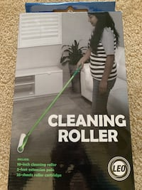 Cleaning roller Lancaster, 93536