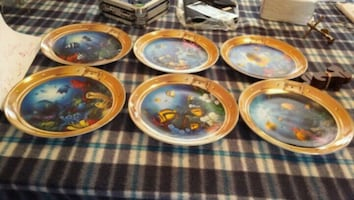 6 Royal Doulton by Miller