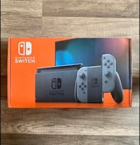 Gray Nintendo Switch V2 NEW *PRICE IS FIRM*