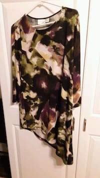 Tunic with pants by Attitudes by Renee Muncie
