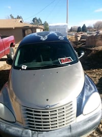 Chrysler - PT Cruiser - 2005 Snowflake, 85937