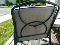 Outside metal. Patio chairs  Quinte West, K8V 4E9