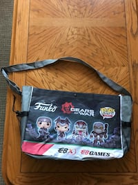 Fan expo 2019 EBgames Bag Vaughan, L4L