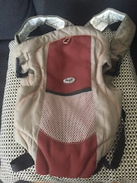 Baby carrier for baby between 7 and 26 lbs