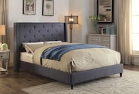 New Blue Annabelle bed frame Los Angeles, 90020