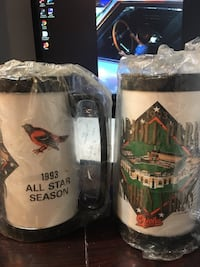 1993 Orioles Park all star insulated mug Fairfax, 22030