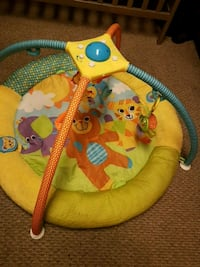 baby's multicolored activity gym Thorold, L2V 4C8