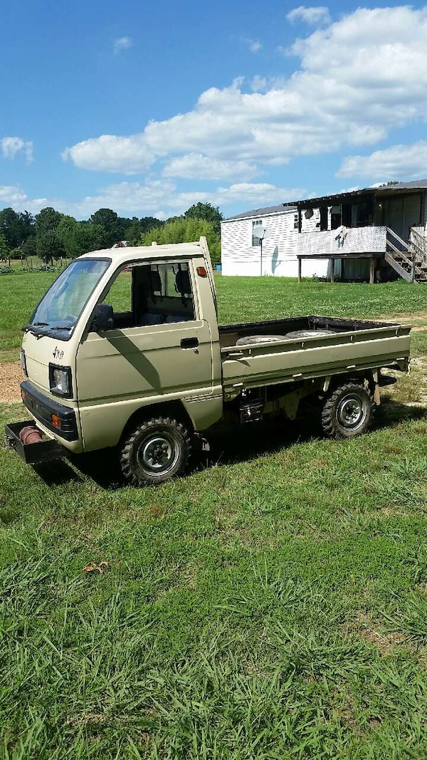 388397ce530ad5 Used suzuki carry Japanese mini truck for sale in Memphis - letgo