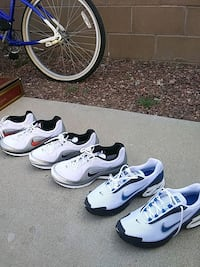 Brand new Nike turbulence  and torch shoes Tucson, 85741