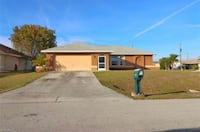 HOUSE For sale 3BR 2BA Cape Coral