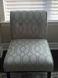 Amazing Armless Accent Chair! Toronto, M2K 0A6
