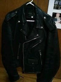 Leather Jacket/vest