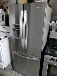 Whirlpool 30in french door refrigerator  The Bronx, 10456
