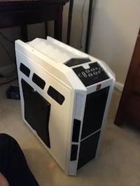Gaming PC case Clemson
