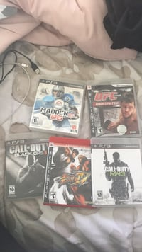 playstation 3 games Corona, 92882