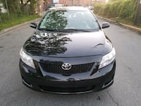 2010 Toyota Corolla LE AT Silver Spring