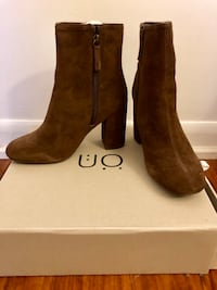 Urban Outfitters - Suede Ankle Boot Toronto, M2N 6Y7